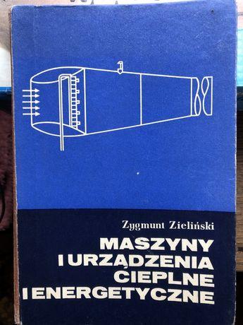 Maszyny i urządzenia cieplne i energ. Z. Zieliński