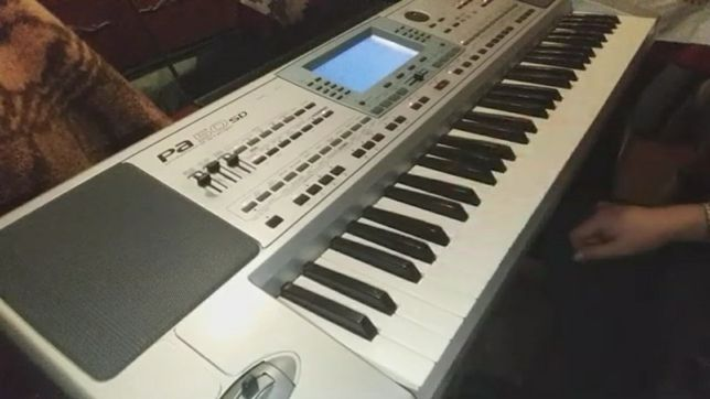 KORG PA 50SD синтезатор - аранжеровщик