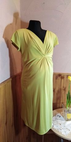 Sukienka ciążowa L