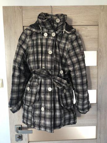 Zimowa kurtka dziewczęca r.146