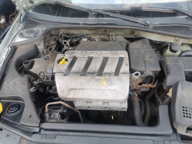 Silnik RENAULT Laguna II 1.8 16v F4P 121 KM
