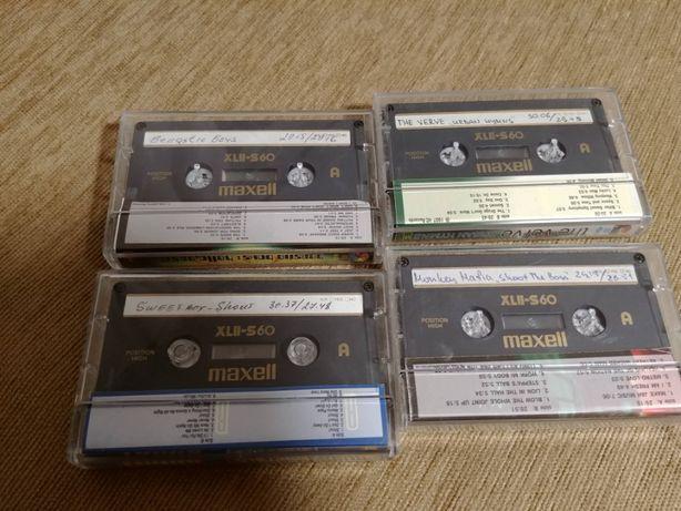 Продам кассета Sony UX Pro 74 и Maxell XLII-S 60
