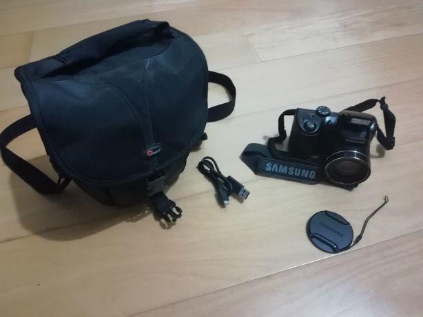 Máquina Fotográfica Samsung c/ oferta SD 16Gb
