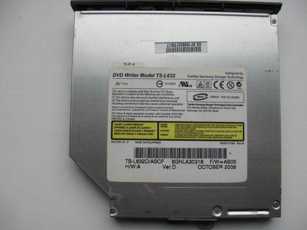 DVD-RW Toshiba SAMSUNG TS-L632 IDE для ноутбука