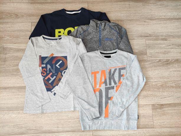 Koszulki/swetry z długim rękawem, rozmiar 146