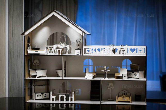"""Ляльковий будинок """"TinyHouse"""" Кукольный домик ЛОЛ LOL"""