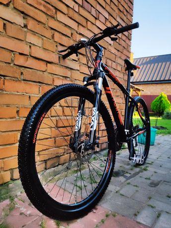 Велосипед 29 колеса, алюміній