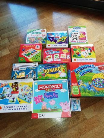 Zestaw 10 gier dla dzieci