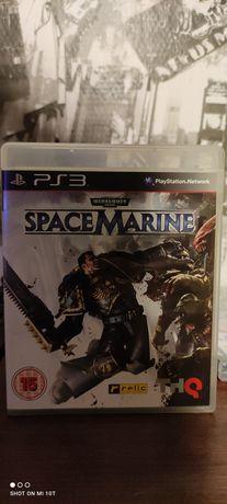 Warhammer 40000 Space marine ps3