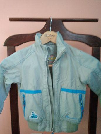 Детская легкая курточка