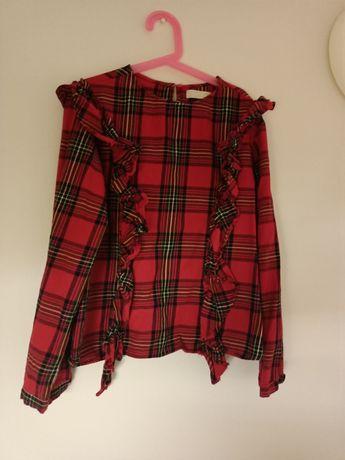 Koszula bluzka Zara 152