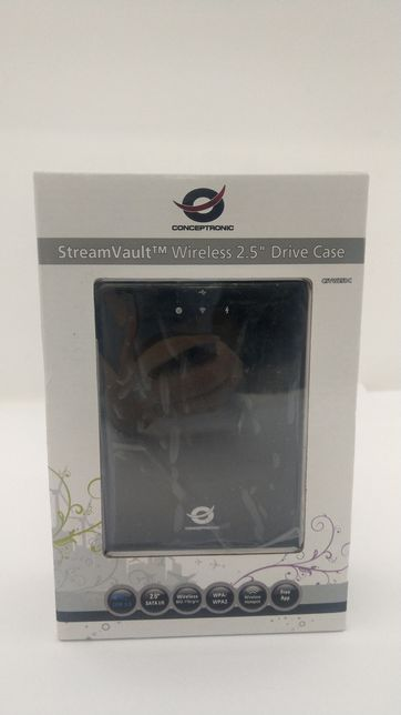 Беспроводной внешний карман под 2,5 SATA c wifi