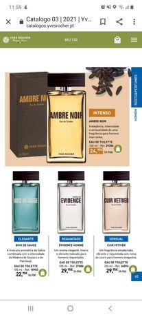 Perfumes de homem promoção