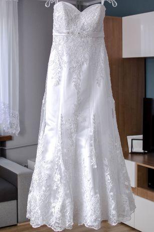 Suknia ślubna syrena Annais Bridal Margie - stan idealny