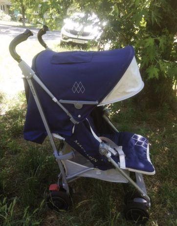 коляска, трость Maclaren Techno XLR.