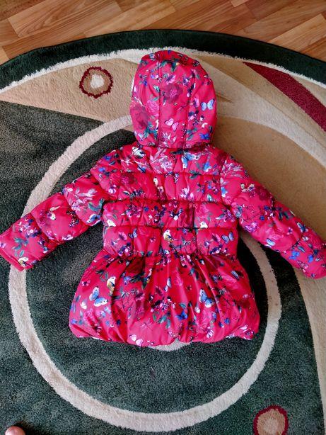 Зимняя куртка 2-4 года