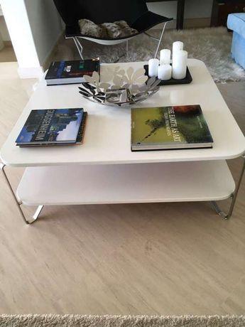 Mesa frente de sofá quadrada Ikea