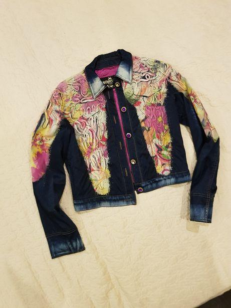 Куртка джинсовая Stefano luxury