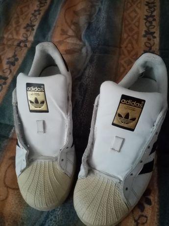 Tênis originais das Adidas