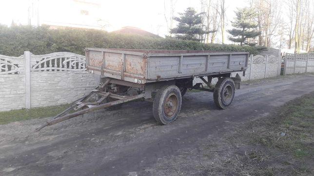 Przyczepa Autosan D-46