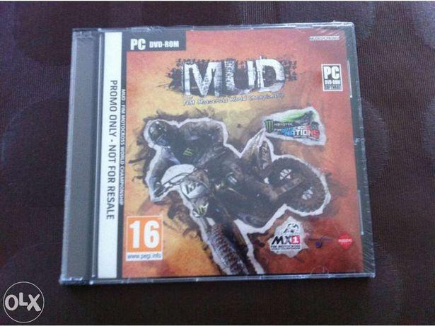 Mud (jogo para pc, novo e selado)