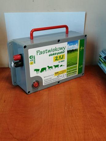 Elektryzator Pastwiskowy 2,1J dwa lata gwarancji