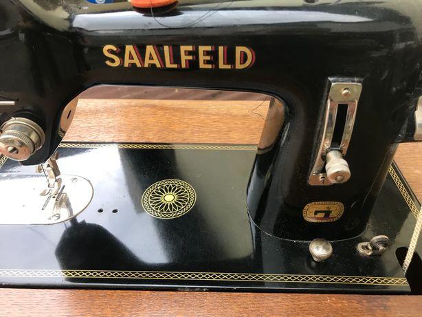 Maszyna do Szycia SAALFELD z DDR