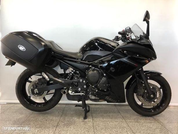 Yamaha Diversion XJ6 DIVERSION-F