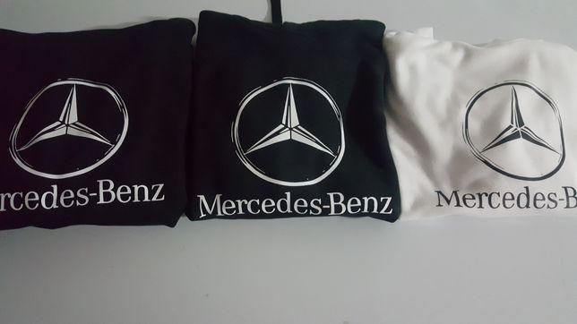 Sweat com capuz Mercedes-Benz