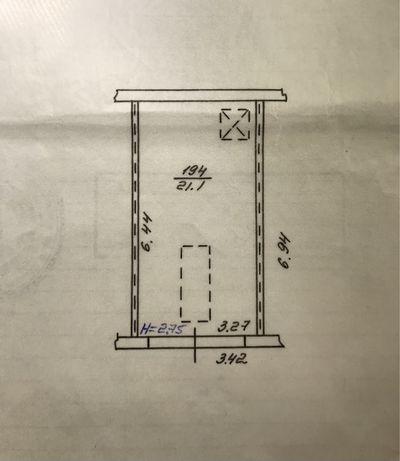 Гараж ГК «Электрон» с документами, пос. Жуковского можно под склад