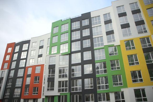 Двухкомнатная квартира 57,78 м2, в ЖК Синергия 3+.