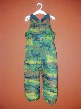 Spodnie zimowe Zara