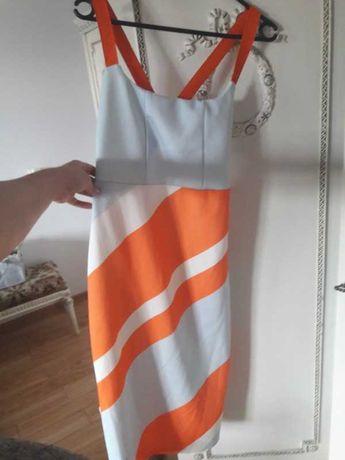 Sukienka ASOS 40 L na ramiączkach /szelkach klasyczna