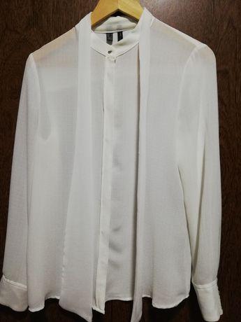 Blusa branca Mango*Nova a estrear!