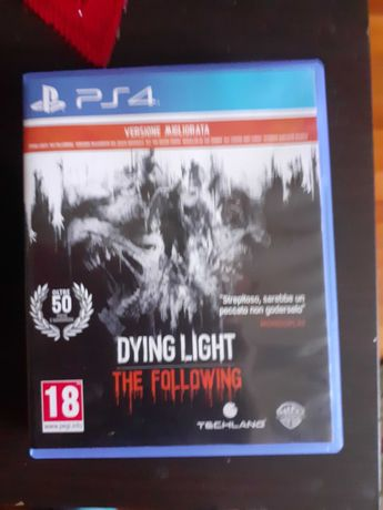 Dying light the following ps4