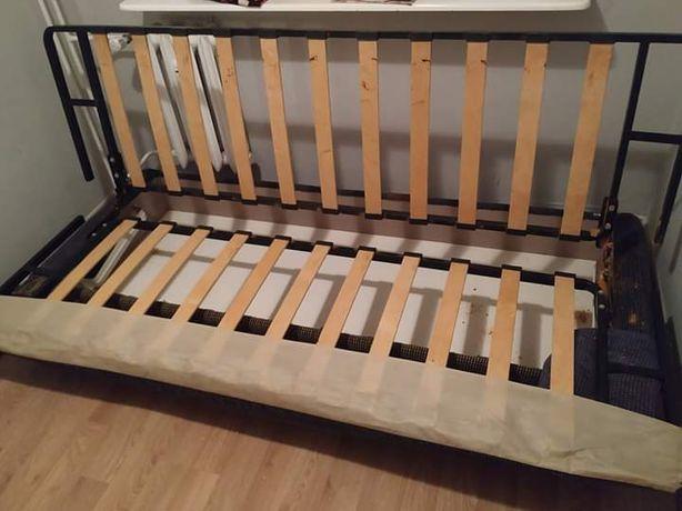 Sofa, łóżko Ikea