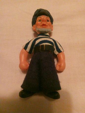 Игрушка ГДР матрос - моряк