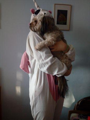 Jednorożec onesie piżama przebranie