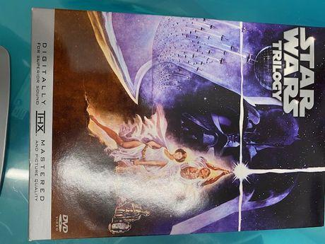 Star Wars 1ª Triologia - DVD