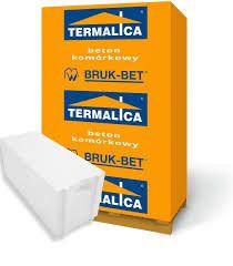 Pustak Termalica 24 3,0/500 UZ Beton Komórkowy Gazobeton