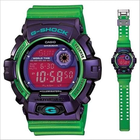 Unikat Casio G-Shock G8900 SC Joker