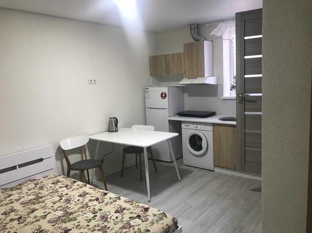 Самостоятельная квартира студия возле жк Янтарного за 14600