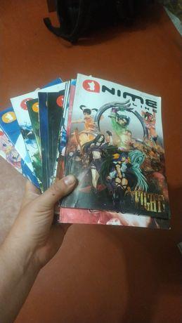 Аниме журнал Anime Line