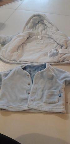 2 bluzy zapinane