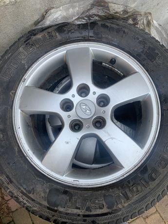 Felgi 4szt Hyundai 5x114,3