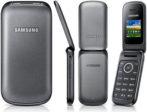 Мобильный телефон раскладушка Samsung GT-E1190