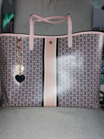Piękna oryginalna torebka marki Tory Burch!!!