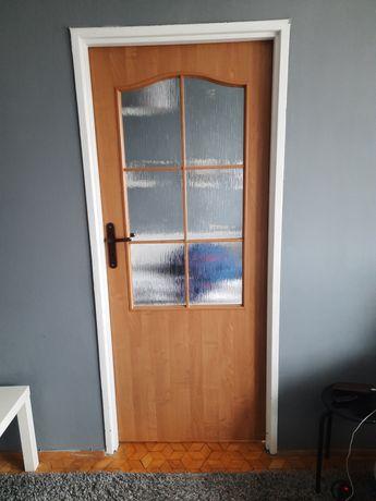 3 szt drzwi pokojowe 80 lewe i 70 prawe łazie. Cena za 4szt