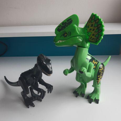 Dinozaury zabawki