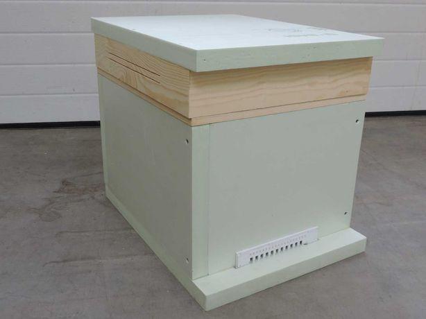 ul odkładowy wielkopolski 8 ramkowy, ule pszczoły